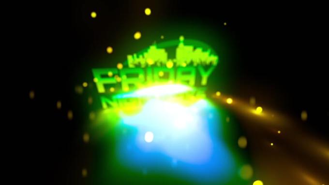 Light Floor STINGER HiREZ