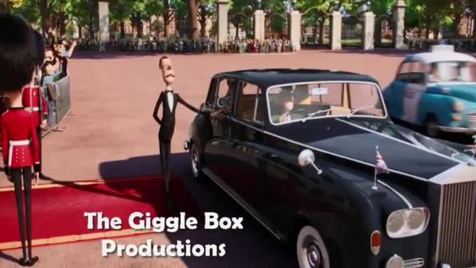 giggle box speech