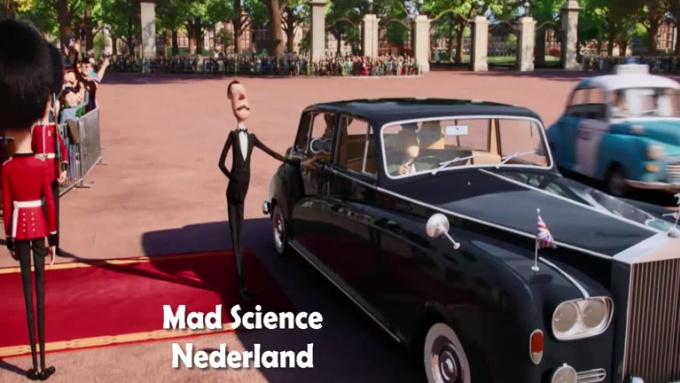 mad science minions