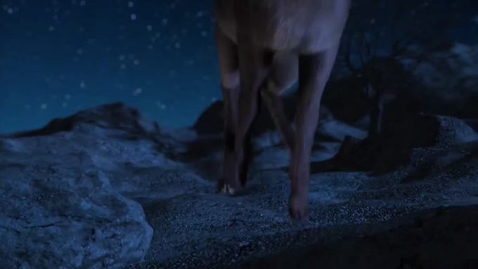 Everybody needs a Cuddle Buddy Deer Jump intro video in 1080p Full HD High Quality