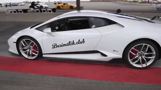 dvcgraphics White Lamborghini done