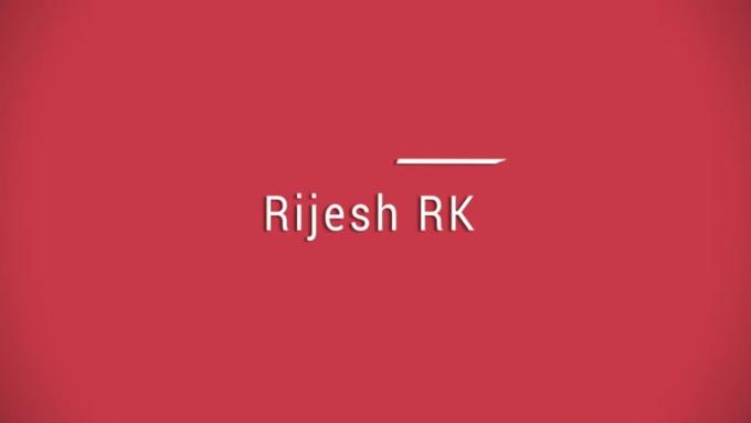 Rijeshrk_Resume