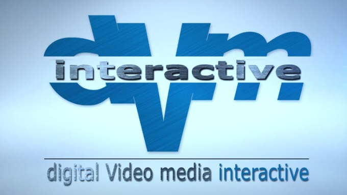 dVm Logo Animation