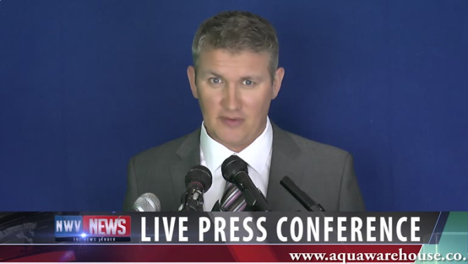 aqua warehouse uk press conference