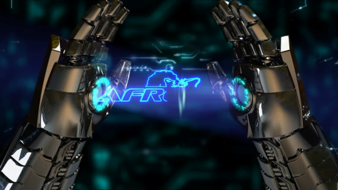 Robot Opening Afropop05