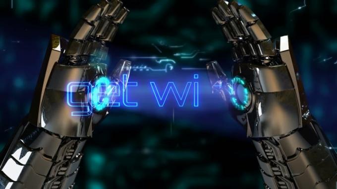 Robot Hand getwired