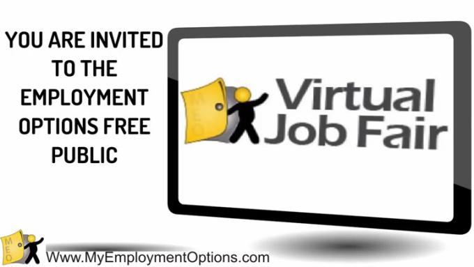 Virtual Job Fairvideo