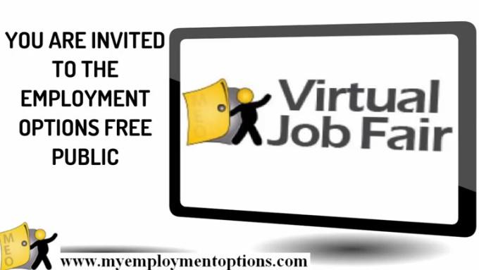 Virtual JOb video
