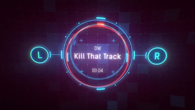 DWKill_That_Track_MusicVisual_Preview
