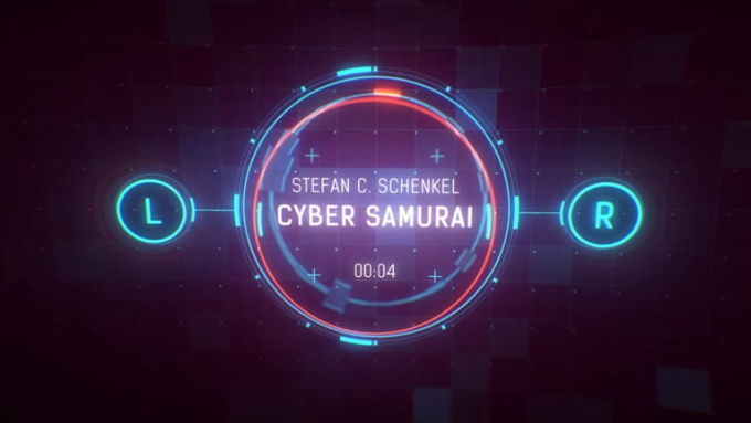 03_Cyber_Samurai__MusicVisual_Preview