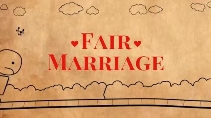 Valantinefairmarriage