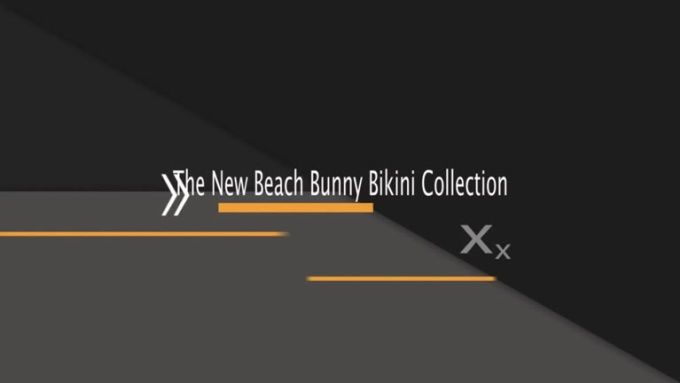 NEW Beach Bunny Bikini CollectionHD
