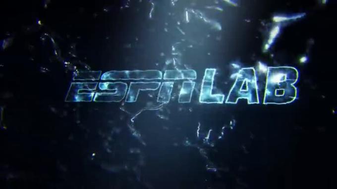 ESPN Lab Water Splash Reveal