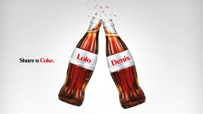 Share A Coke Animated Video