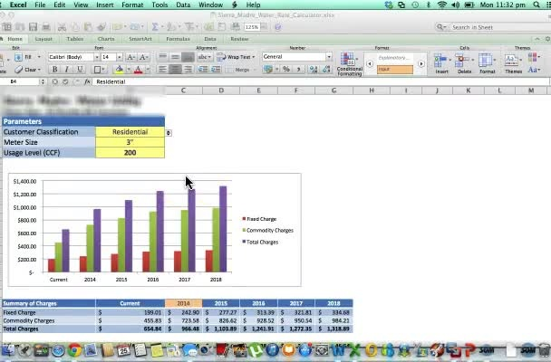 convert excel calculator or spreadsheet to html for WordPress or other sites