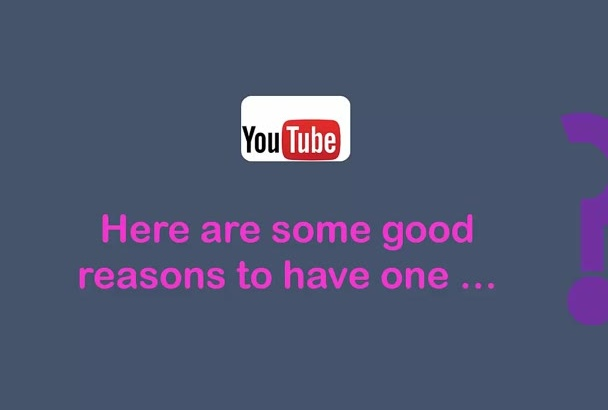 create a youtube video in HD for your business