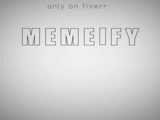 memeify an appropriate object in your image