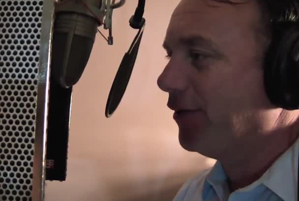 record a PROFESSIONAL Male North American voice over