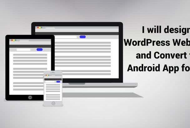 design Amazing WordPress Web Site