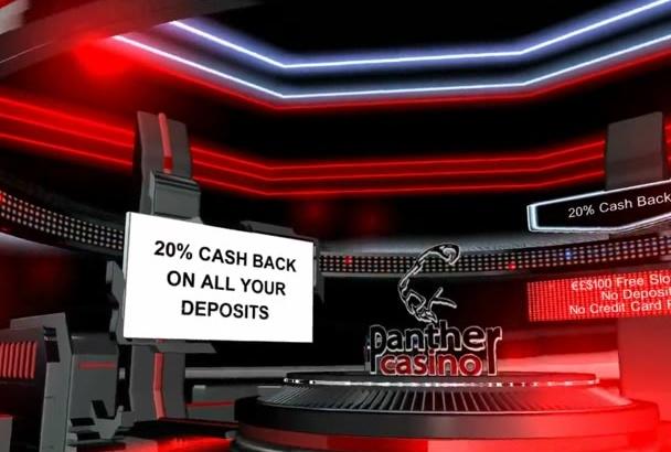 design 3D Arena Slides Presentation Video