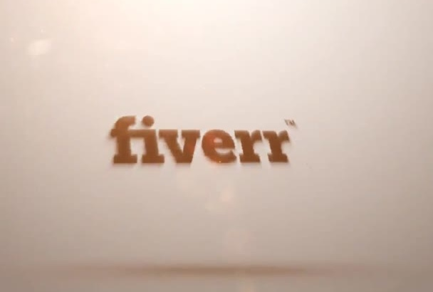 create this FANTASTIC Dissolve Logo Reveal Intro Animation in full hd