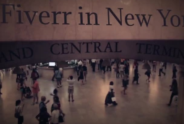 create Your Brand in New York video intro
