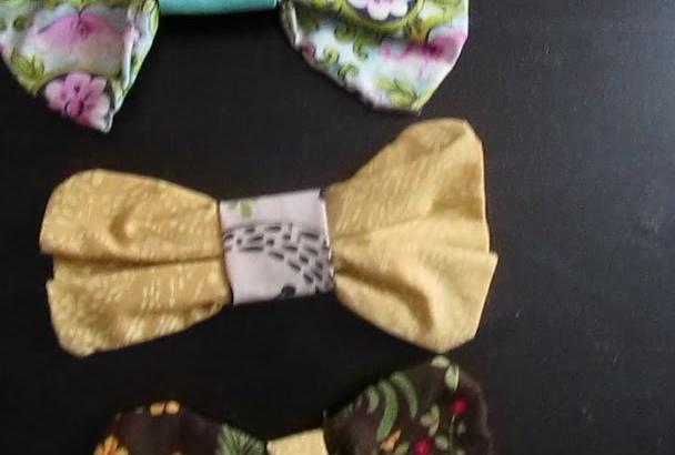 make you an adorable hair bow