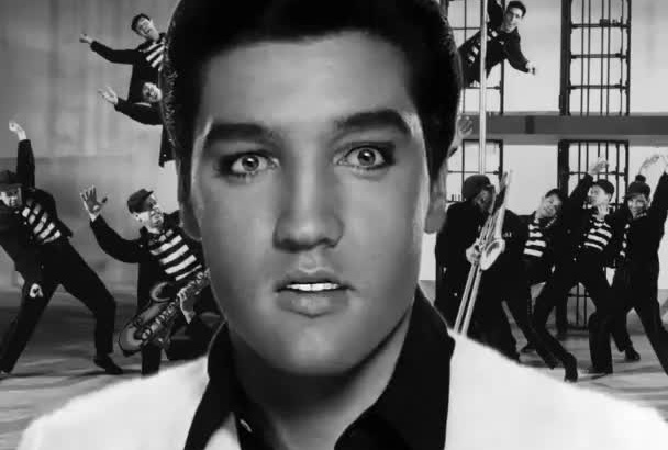 do Elvis Voice andVideo of him