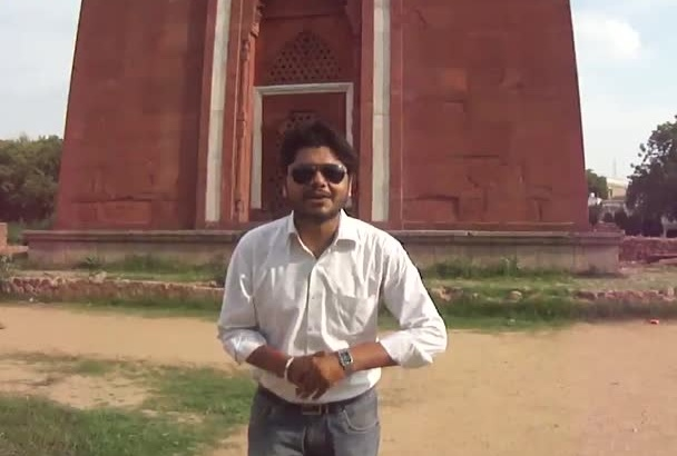 record video at Red Gumbad