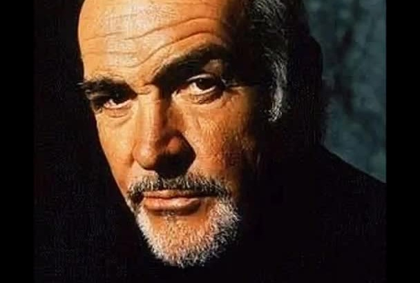 record an awesome Voice Over as Sean Connery