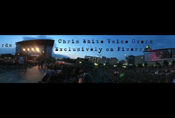 give you a custom voice over