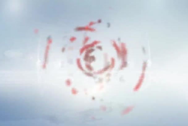 create  Logo intro video
