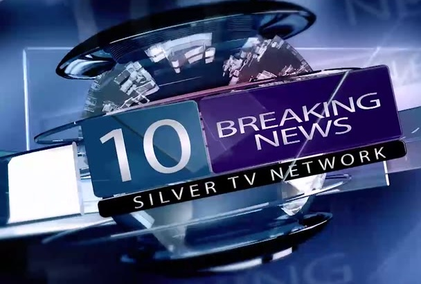 create a professional Breaking News story video