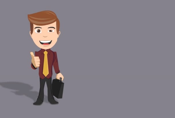create a professional 2D explainer video Fast