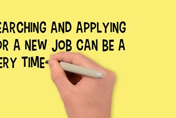 apply for a job for you online