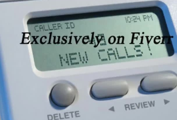 record a professional female voicemail in English