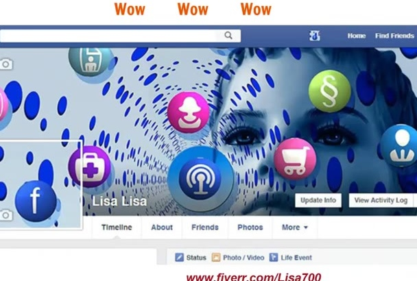 crop Facebook Cover Photo as An Image