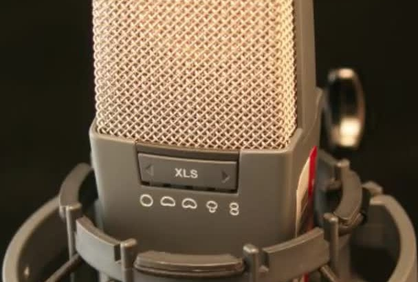 record your Turkish voice over