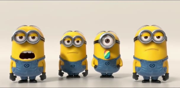 funny minions video and add your LOGO and text in 6 hour