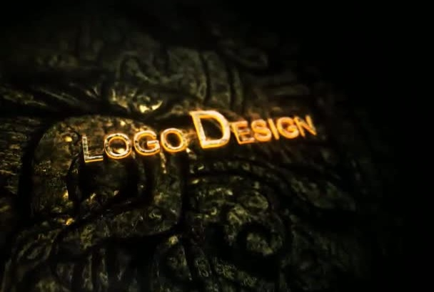 make or Edit Your LOGO Design and Reveal Animation