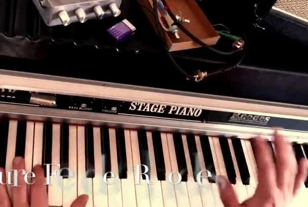 give you 41 loops played on my Fender Rhodes