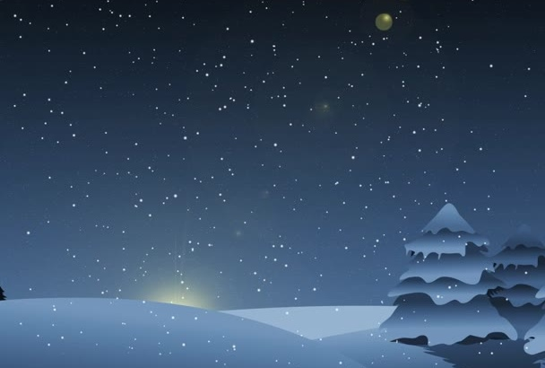 make this Christmas greeting video