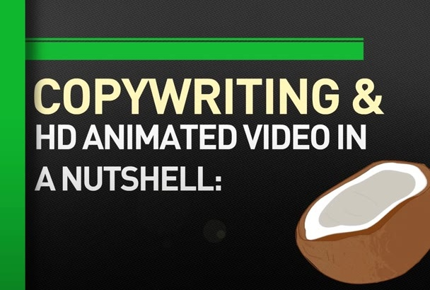 provide SEO copywriting or content writing and hd video