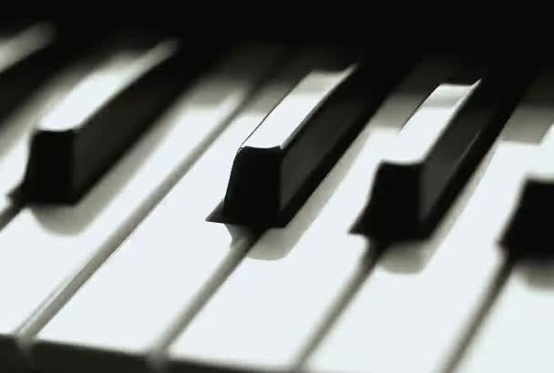 add a piano to your song