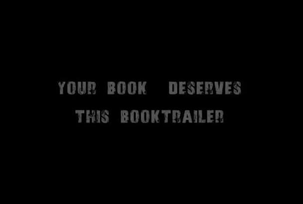 make your booktrailer
