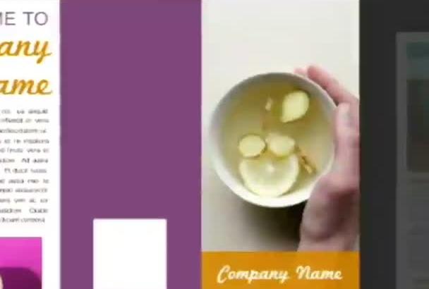 design your unique card or poster