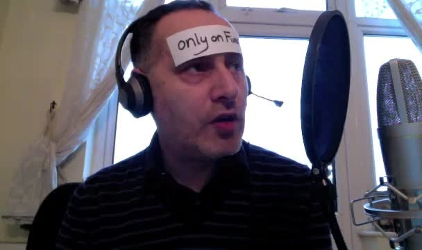 record a voiceover in a refined SCOTTISH Accent