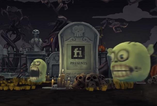create Amazing Halloween Intro