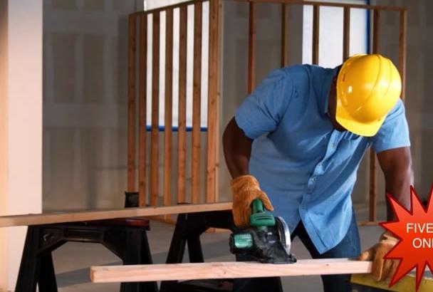 provide 4videos for a Carpenter