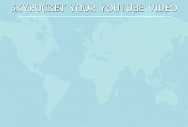 skyrocket your YouTube video rank and promote on Social Media